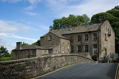 Old Mill Building Yorkshire | Flickr - Photo Sharing! Dominic Scott Photography