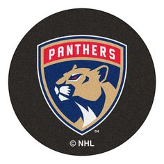 NHL - Florida Panthers Puck Mat