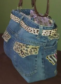 Handmade Original Handbags... this is just and idea for me, not a how-to-do website.