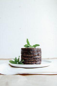This Rawsome Vegan Life: DOUBLE CHOCOLATE LAYER CAKE