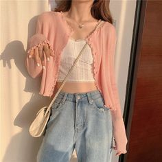 Teen Fashion Outfits, Retro Outfits, Girly Outfits, Cute Casual Outfits, Cute Fashion, Look Fashion, Korean Girl Fashion, Ulzzang Fashion, Asian Fashion