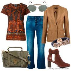 Bota para todas as estações! #moda #fashion #trend #tendencias #personalstylist #consultoriadeimagem #consultoriademoda #looks #lookoftheday #versace #7forallmankind #aquatalia #valentino #animale #proenzaschouler www.carolinedemolin.com.br