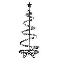 Spiral Ornament Trees