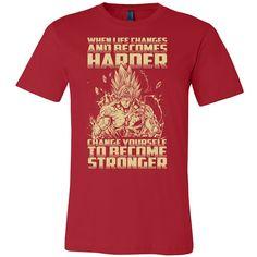 Super Saiyan Bardock become stronger Men Short Sleeve T Shirt - TL00476SS