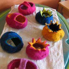 Kinder-Eltern-Filzen