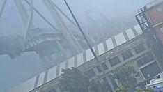 Prokuratura poprvé zveřejnila záběry pádu janovského mostu - Seznam Zprávy | pepomat Renzo Piano, The Outsiders, Italia