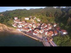 Villa marinera de Tazones (Villaviciosa, Asturias) | videos desde otro punto de vista