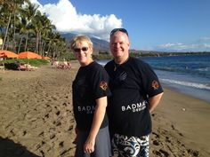 These BD-Tees went all the way to Maui, HI… wowie!