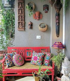 30 Inspiring Bohemian Home Design Bohemian House, Bohemian Style Home, Bohemian Interior, Bohemian Living, Bohemian Decor, Bohemian Patio, Modern Bohemian, Hippie House Decor, Boho Style Decor
