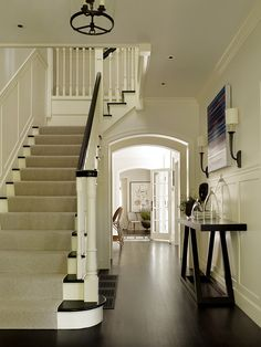 georgianadesign:  Palo Alto Dutch Colonial revival, CA. ScavulloDesign Interiors. Matthew Millman photo.