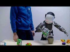 ▶ iCub - Humanoid Platform - YouTube