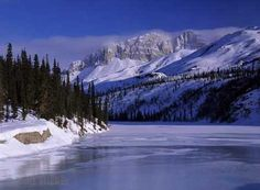 Most+Beautiful+Snow+Scenes | most beautiful snowy countries Canada Top 9 Most Beautiful Snowy ...