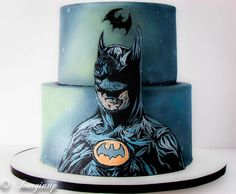 Batman!!!!! - Cake by Imaginup