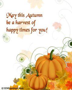 ๑♥๑ Vintage Autumn ๑♥๑