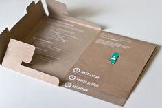 Antidote packaging by Nicolas Ménard, via Behance