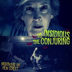 The house is haunted…Your son is haunted…You're haunted! Join Kim and Jon on this week's episode of Nightmare on Film Street as they pit James Wan's contemporary classics Insidious (2010) and The...