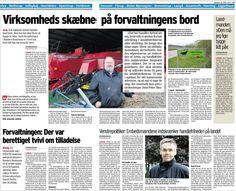 Bedriften har investereret i 3 bigballepressere og en lastbil og HAVDE 2 halmlader, der nedbrændte.   Derfor ønsker landmanden at opføre to nye.  Det er ikke driftsmæssigt nødvendigt vurderer Randers kommune og henviser til en afgørelse fra Naturklagenævnet i 2004.  Hvad med lige at huske at foretage et konkret skøn baseret på den konkrete sag?