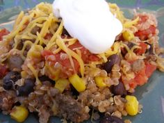 Quinoa Mexi 6-Layer