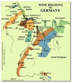 Germany wine guide