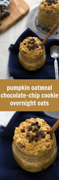 One commenter said These are the best overnight oats I've ever had. I shared this recipe with my sister and she loved them too. Thank you for a great pumpkin breakfast!