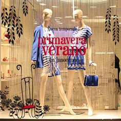 Vinilo Primavera Verano 024: Vinilos decorativos Primavera Verano Vinilos adhesivos vidrieras escaparates show window Window Display Wall Art Stickers wall stickers