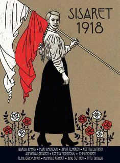 Aamulehti Sisaret 1918 -antologian arvostelu.