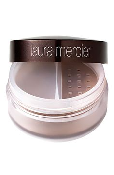 Free shipping and returns on Laura Mercier Mineral Powder SPF 15 at Nordstrom.com. Laura Mercier Mineral Powder SPF 15 is a finely milled powder composed completely of natural elements with 15 active amino acids to clear the skin of toxins, promote healthy skin cell growth and fight the aging process. Oil-free and water-resistant, Mineral Powder SPF 15 can be applied as a buildable foundation or a pigmented powder.