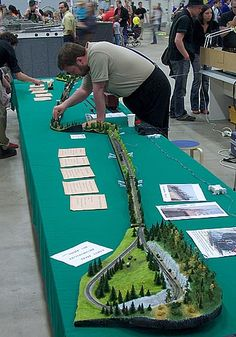 Tapiola Parish Model Railway Club