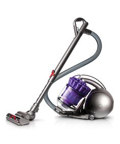 Look at this Purple Refurbished Dyson DC39 Canister Vacuum on #zulily today!