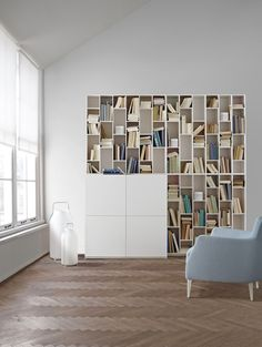ligne roset book and look a collection of storage. Black Bedroom Furniture Sets. Home Design Ideas