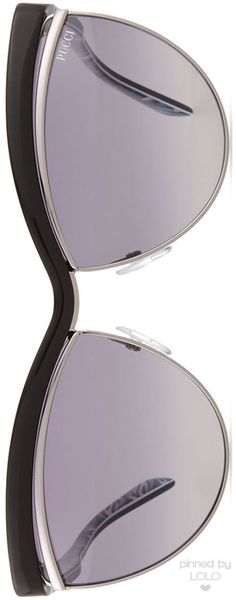 Pucci sunglasses only at ruppes 2500 Sunnies Sunglasses, Sunglasses Accessories, Cat Eye Sunglasses, Mirrored Sunglasses, Summer Sunglasses, Cool Glasses, Glasses Frames, Eye Glasses, Emilio Pucci
