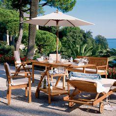 Haste Garden Riviera Dining Table