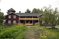 finnish fishing villages | Cottages and other accommodation sites in the Tampere Region, Finland