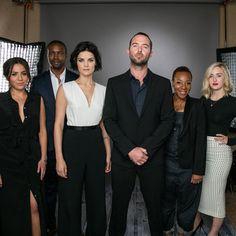 SISTAH'S BLOG CHRONICLES: Blind Spot-New NBC Show Review
