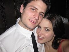 James Lafferty and Sophia Bush.