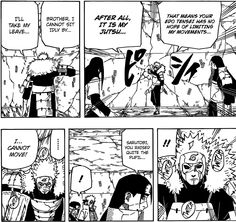 naruto - How could Madara free himself from the Impure World ...