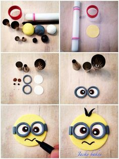 Minion tutorial.