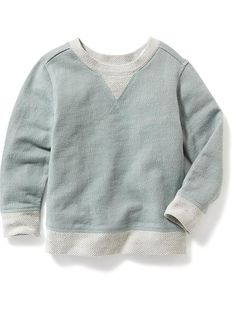 Textured Sweatshirt for Baby Product Image