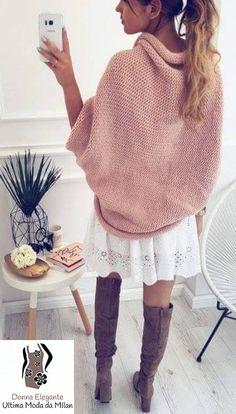 Collezione Vestiti   Πουλόβερ Codice: PLVCRNCK Μεγέθη: Onesize  Χρώμα: Γκρι - Ροζ Τιμή: € 26,00 Περιορισμένη ποσότητα Κάνε την παραγγελία σου:  Με μήνυμα στη σελίδα @DonnaEleganteEU  ▪▪▪Αποστολή πανελλαδικά!!!▪▪▪     #DonnaEleganteEU #πουλοβερ #pullover #γυναικεία_μόδα #επιλογές