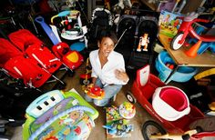 """Chanda Scott, owner of The Pampered Pickle, says: """"What works for one child doesn't necessarily work with a second or third."""" Photo: Steve Gonzales, Staff / © 2015 Houston Chronicle"""