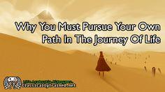 journey life lesson