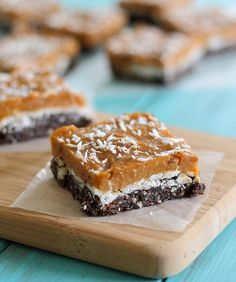 Chocolate Cocoa Pumpkin Bars