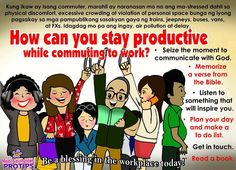 Make the Most of Your Commute Time By Maloi Malibiran-Salumbides ...