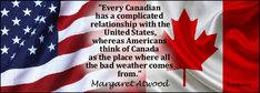 """Canada dealing with the United States is, """"Complicated"""" meme"""