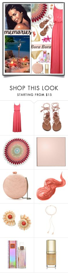 """Bora Bora: Outfits for Travel"" by hubunch ❤ liked on Polyvore featuring Billabong, AYTM, Bora Bora, Serpui, Bobbi Brown Cosmetics, Chan Luu, Liz Claiborne, Dolce&Gabbana, borabora and outfitsfortravel"