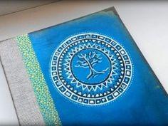 Maľovaný diár Mandala strom života Beach Mat, Outdoor Blanket, Tapestry, Decor, Hanging Tapestry, Tapestries, Decoration, Decorating, Needlepoint