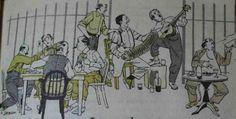 Los desmadrados presos de la alegre prisión de Pont-l'Évêque