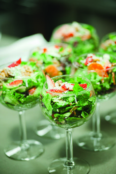 Catering by Fresh Ideas
