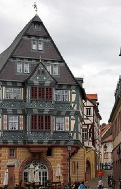 Miltenberg, Bavaria - Germany