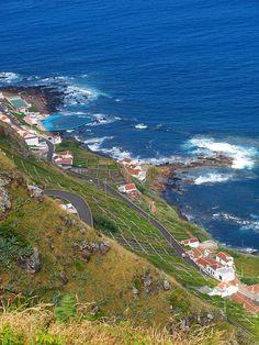 Maia, Santa Maria, Açores, Portugal